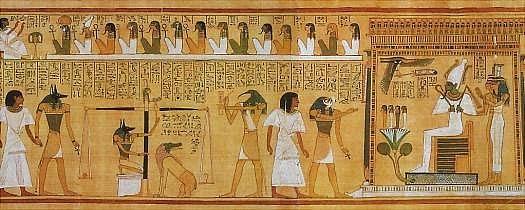 Бессмертие в египетской интерпретации