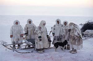 Бета-тестеры крайнего севера (групповое фото на память)