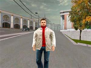 Виртуальный мужик... (он считает себя настоящим)